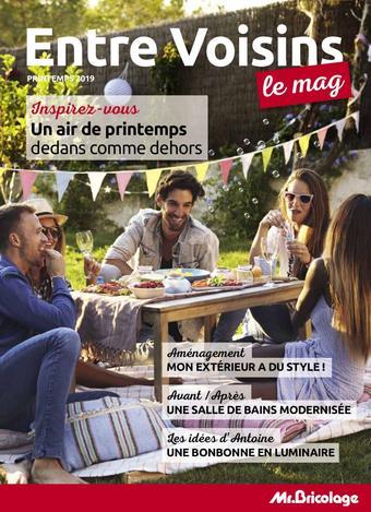 Mr Bricolage catalogue publicitaire (valable jusqu'au 30-06)
