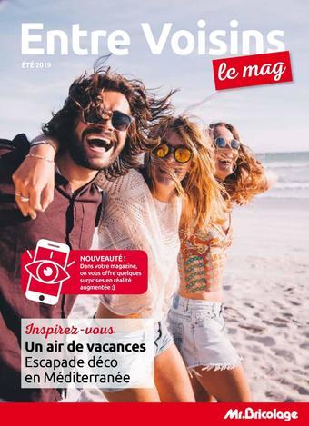 Mr Bricolage catalogue publicitaire (valable jusqu'au 31-08)