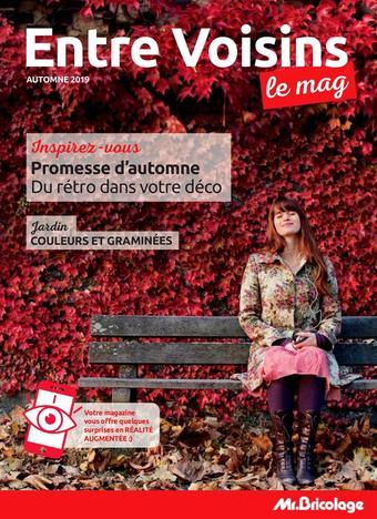 Mr Bricolage catalogue publicitaire (valable jusqu'au 30-11)