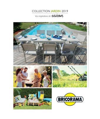 Bricorama catalogue publicitaire (valable jusqu'au 30-06)