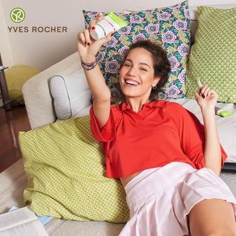 Yves Rocher catalogue publicitaire (valable jusqu'au 12-08)