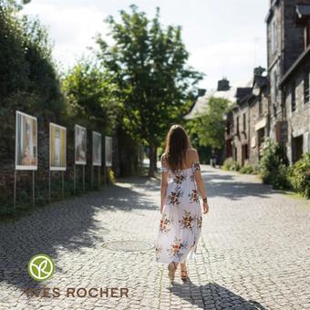 Yves Rocher catalogue publicitaire (valable jusqu'au 13-10)