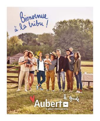 Aubert catalogue publicitaire (valable jusqu'au 31-12)