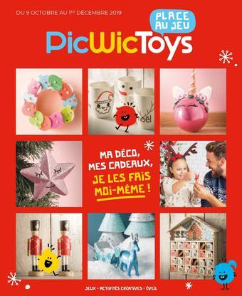 Picwic catalogue publicitaire (valable jusqu'au 01-12)