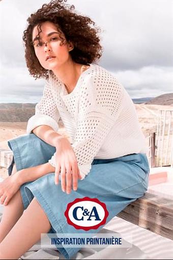 C&A catalogue publicitaire (valable jusqu'au 02-06)