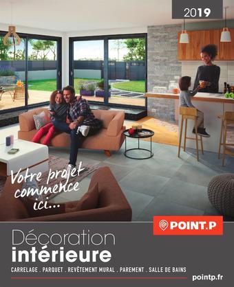 Point P catalogue publicitaire (valable jusqu'au 31-12)