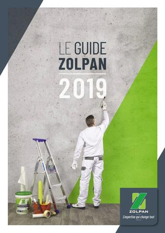 Zolpan catalogue publicitaire (valable jusqu'au 31-01)