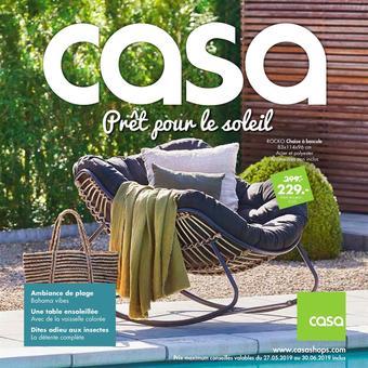 Casa catalogue publicitaire (valable jusqu'au 30-06)
