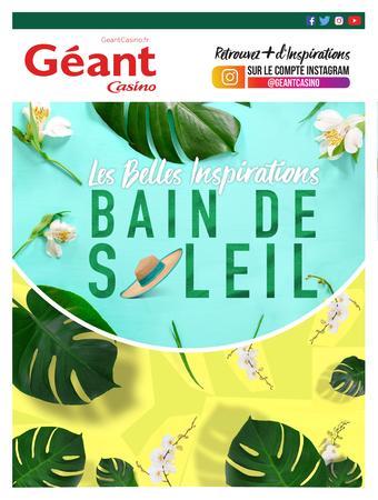 Géant Casino catalogue publicitaire (valable jusqu'au 02-06)