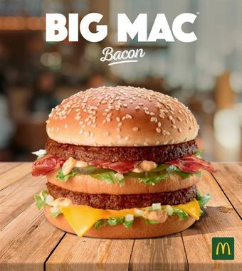 McDonald's catalogue publicitaire (valable jusqu'au 13-01)