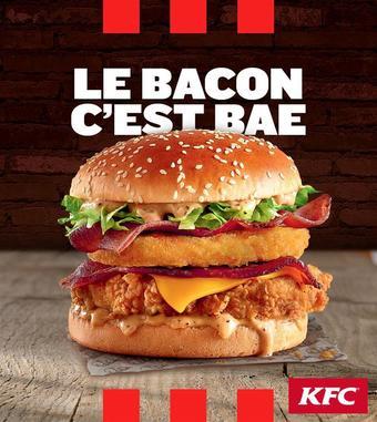KFC catalogue publicitaire (valable jusqu'au 13-01)