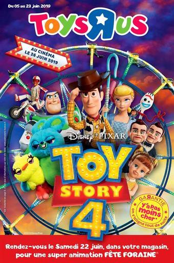 Toys R Us catalogue publicitaire (valable jusqu'au 23-06)