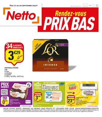 Netto catalogue publicitaire (valable jusqu'au 29-09)