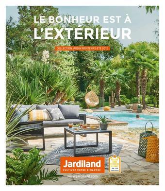 Jardiland catalogue publicitaire (valable jusqu'au 30-06)