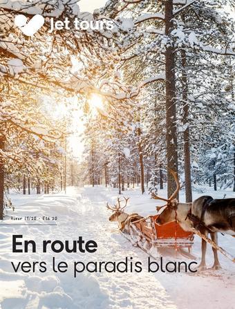 Jet Tours catalogue publicitaire (valable jusqu'au 31-12)