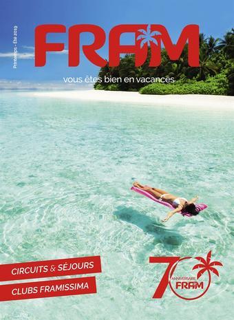 Fram catalogue publicitaire (valable jusqu'au 22-09)