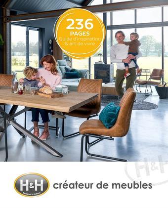 H&H catalogue publicitaire (valable jusqu'au 31-10)