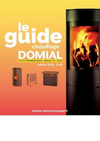 Domial catalogue publicitaire (valable jusqu'au 31-12)