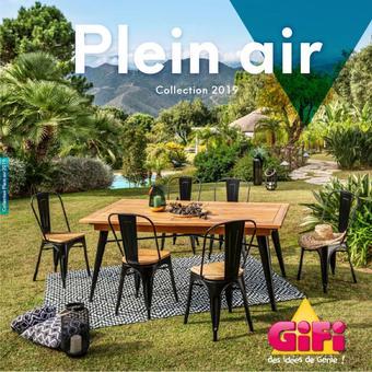 Gifi catalogue publicitaire (valable jusqu'au 30-06)