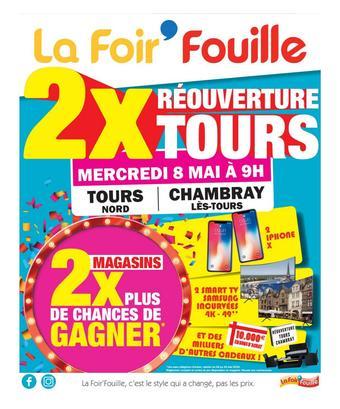La Foir'Fouille catalogue publicitaire (valable jusqu'au 26-05)