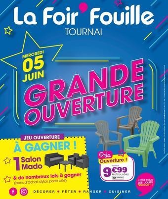 La Foir'Fouille catalogue publicitaire (valable jusqu'au 16-06)