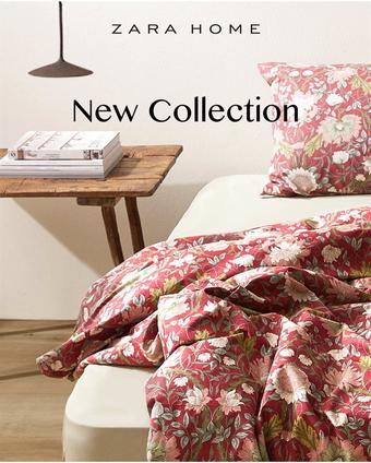 Zara Home catalogue publicitaire (valable jusqu'au 31-08)