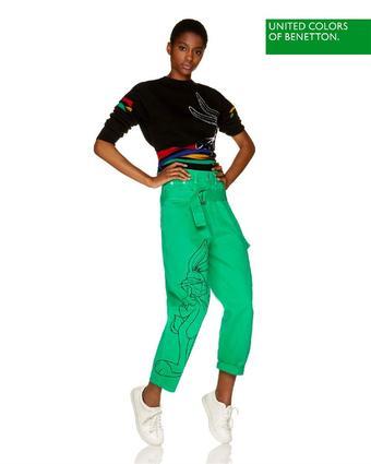 United Colors Of Benetton catalogue publicitaire (valable jusqu'au 11-08)