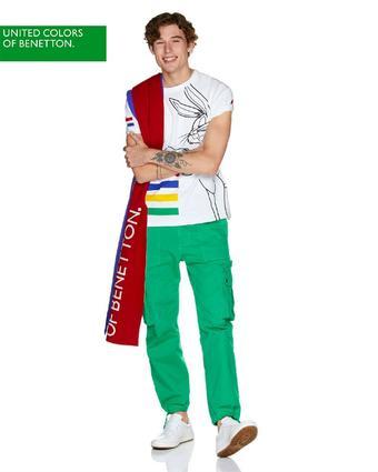 United Colors Of Benetton catalogue publicitaire (valable jusqu'au 12-08)