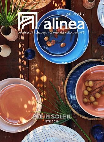 Alinéa catalogue publicitaire (valable jusqu'au 24-09)