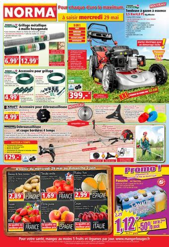 Norma catalogue publicitaire (valable jusqu'au 04-06)