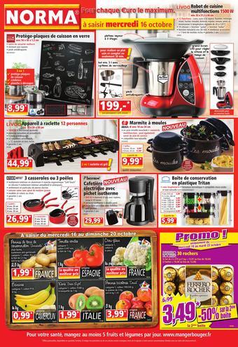 Norma catalogue publicitaire (valable jusqu'au 22-10)