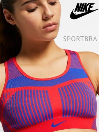 Nike catalogue publicitaire (valable jusqu'au 22-07)