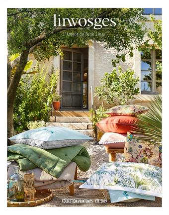 Linvosges catalogue publicitaire (valable jusqu'au 30-06)