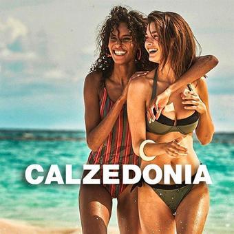 Calzedonia catalogue publicitaire (valable jusqu'au 12-08)