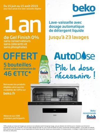 Copra catalogue publicitaire (valable jusqu'au 15-08)