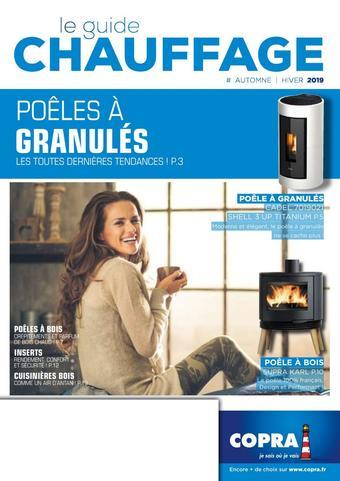 Copra catalogue publicitaire (valable jusqu'au 31-12)