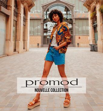 Promod catalogue publicitaire (valable jusqu'au 22-08)