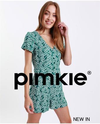 Pimkie catalogue publicitaire (valable jusqu'au 09-09)