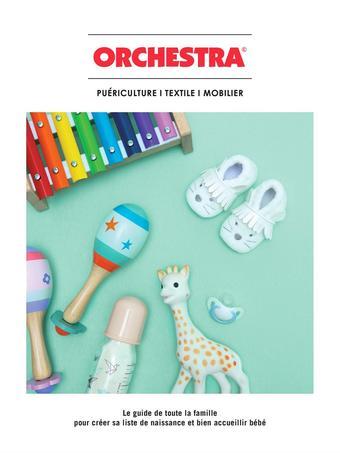 Orchestra catalogue publicitaire (valable jusqu'au 31-12)