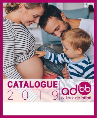 autour de bébé catalogue publicitaire (valable jusqu'au 13-01)