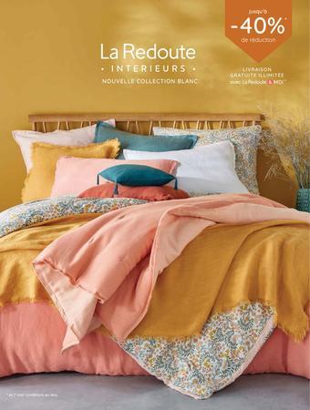 La Redoute catalogue publicitaire (valable jusqu'au 31-05)