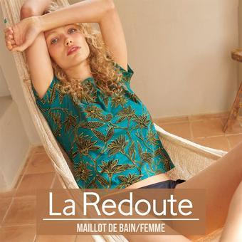 La Redoute catalogue publicitaire (valable jusqu'au 26-07)
