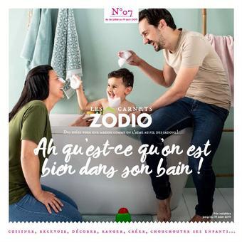 Zôdio catalogue publicitaire (valable jusqu'au 19-08)
