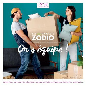 Zôdio catalogue publicitaire (valable jusqu'au 20-10)