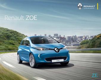 Renault catalogue publicitaire (valable jusqu'au 31-12)
