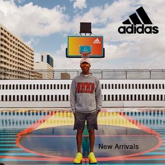 Adidas catalogue publicitaire (valable jusqu'au 30-06)