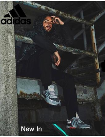 Adidas catalogue publicitaire (valable jusqu'au 26-06)