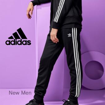 Adidas catalogue publicitaire (valable jusqu'au 24-07)