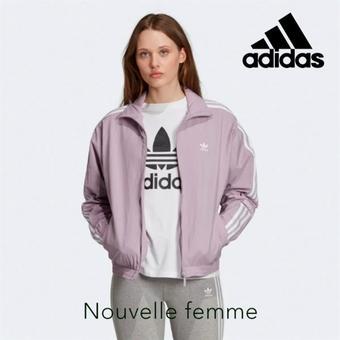 Adidas catalogue publicitaire (valable jusqu'au 24-10)