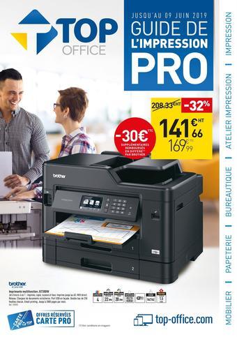 Top Office catalogue publicitaire (valable jusqu'au 10-06)